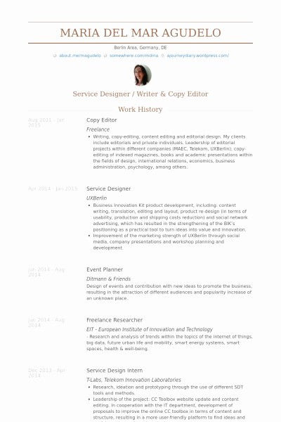 Copy Of A Resume format New Editor Resume Sample Best Resume Collection