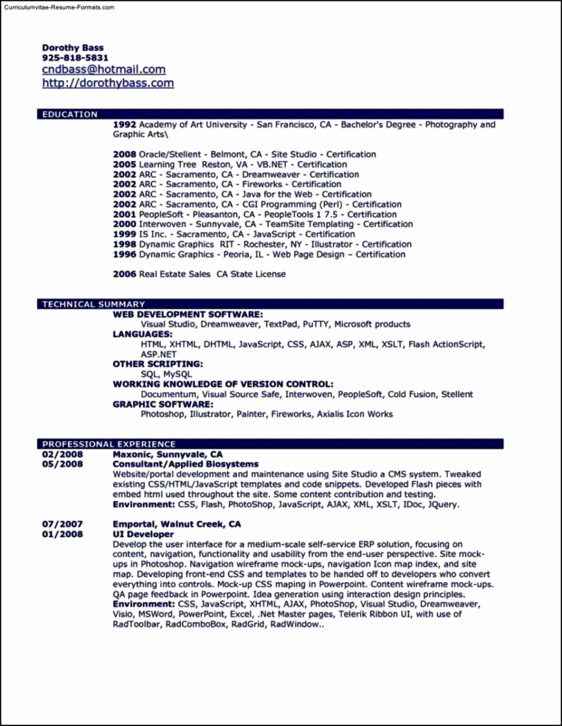 Copy Of A Resume format Unique Resume Template Copy and Paste Free Samples Examples