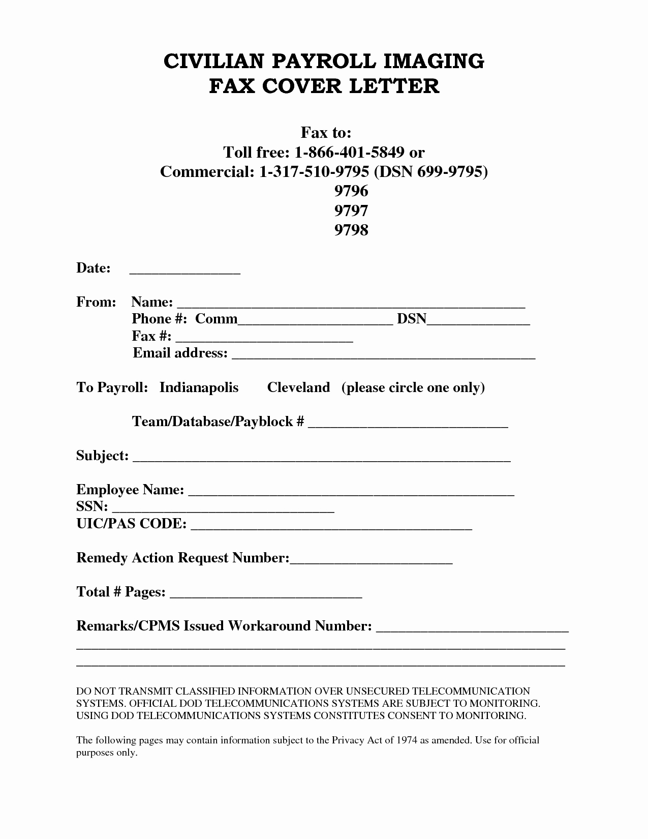 Cover Letter for A Fax Elegant Faxing A Resume