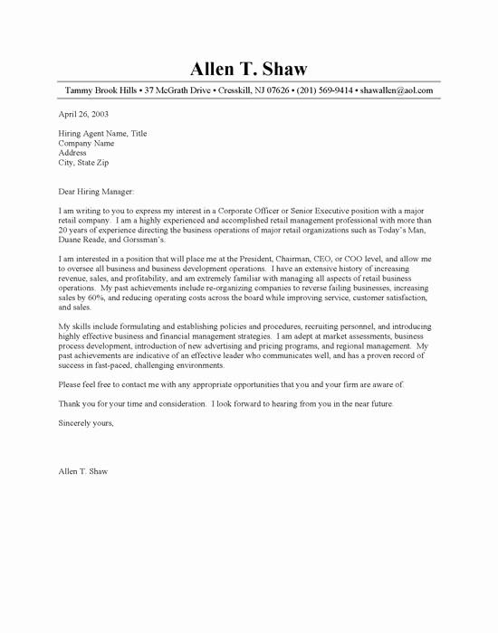 Cover Letter for Staffing Agency Lovely Sample Cover Letter to Recruiter Agency Cover Letter
