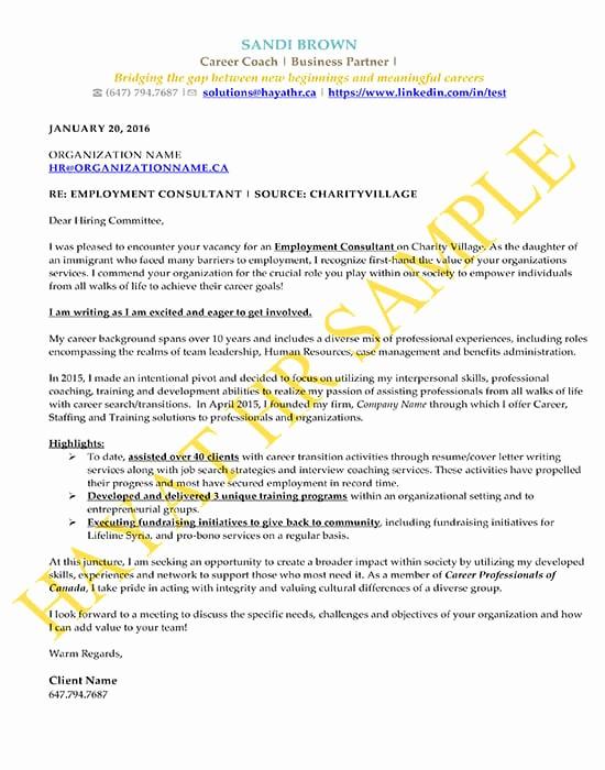 Cover Letter for Staffing Agency Lovely Samples