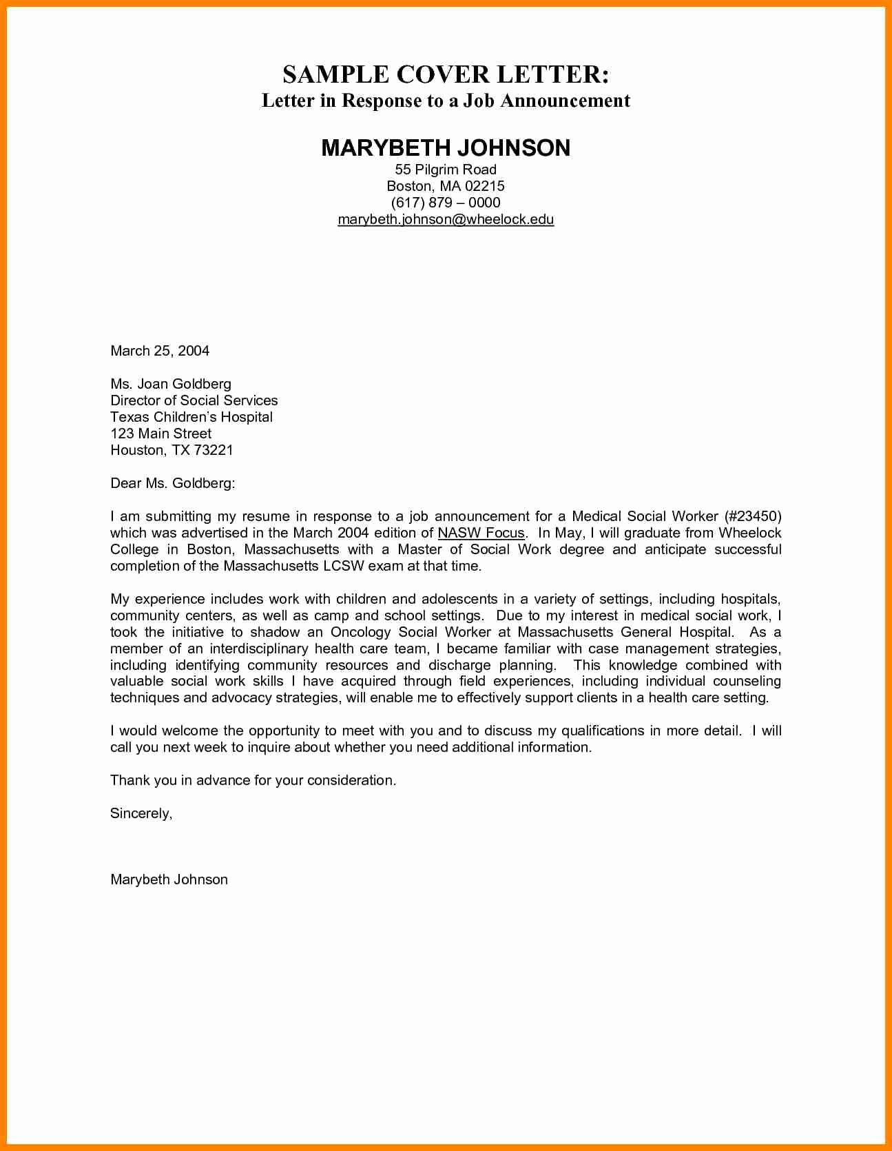 Cover Letter for Staffing Agency New Sample Cover Letter for ...