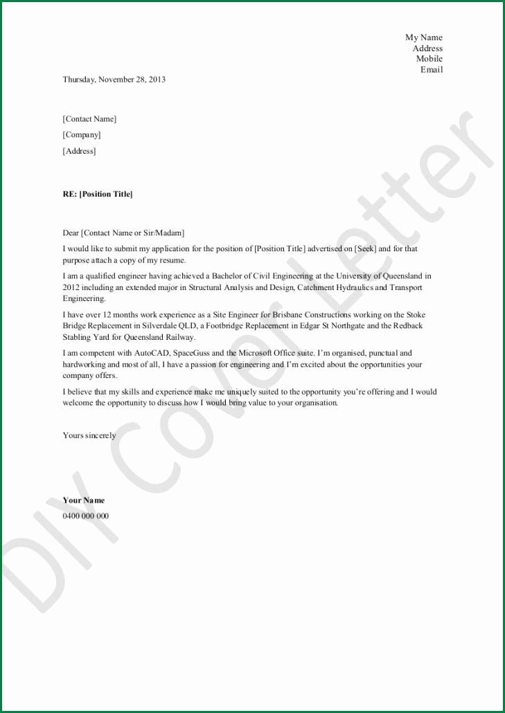 Cover Letter Microsoft Word Template Elegant Microsoft Cover Letter Template to Pin On
