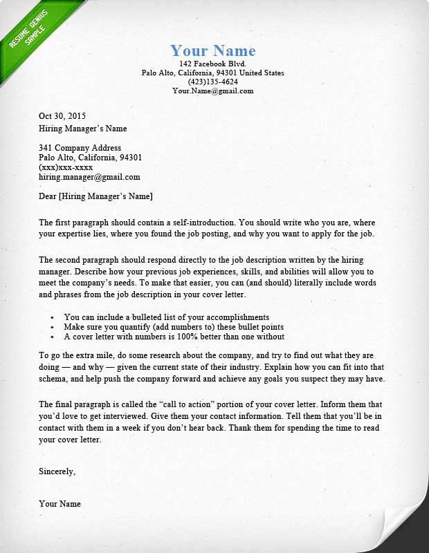 Cover Letter Template for Pages Luxury 40 Battle Tested Cover Letter Templates for Ms Word