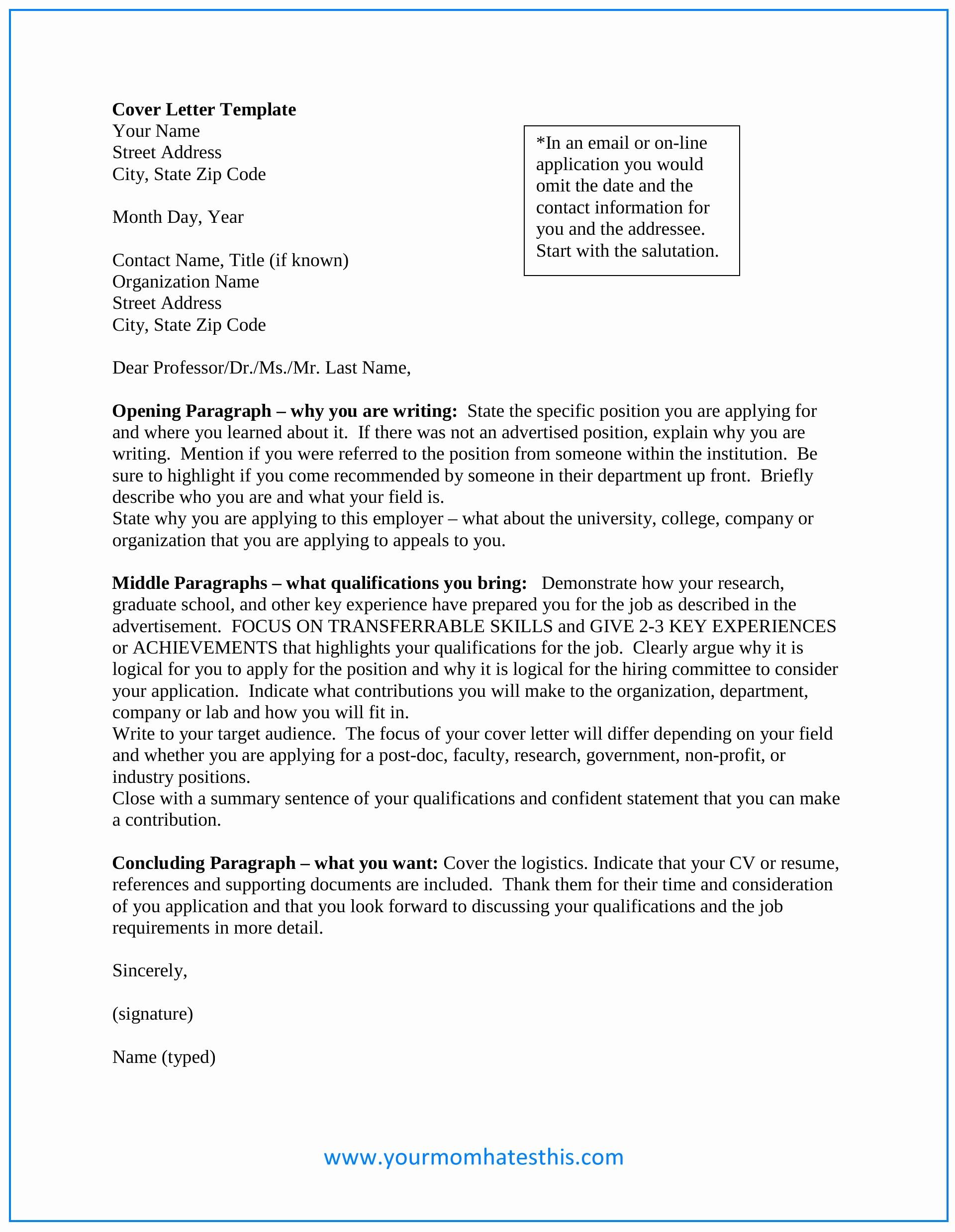 Cover Letter Template Free Download Elegant Download Cover Letter Samples