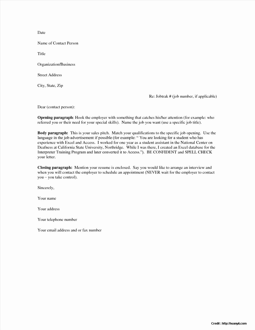 Cover Letter Template Free Download New Resume Cover Letter Samples Free Download Resume