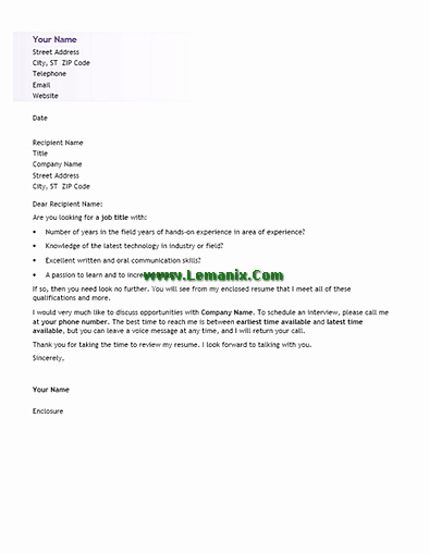 Cover Letter Template Word 2013 Awesome Entry Level Resume Cover Letter Templates for Word 2013 or