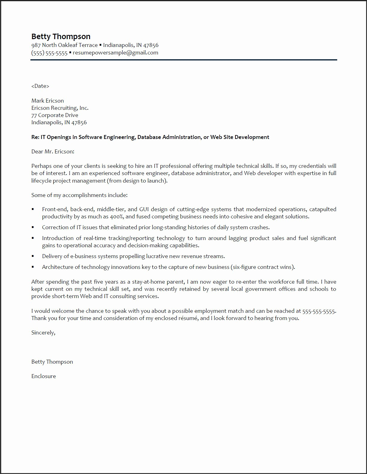 Cover Letter Templates for Resumes Unique software Engineer Cover Letter