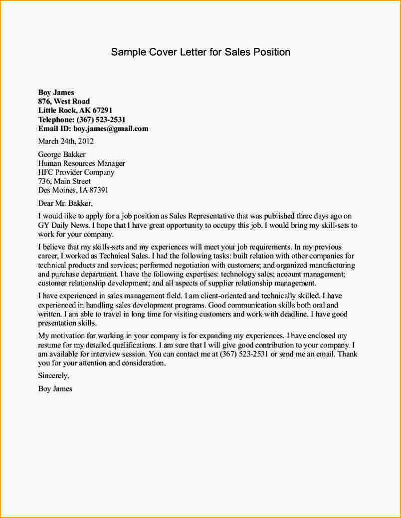 Cover Letter with Photo Template Beautiful Cover Letter for Resume for Moms