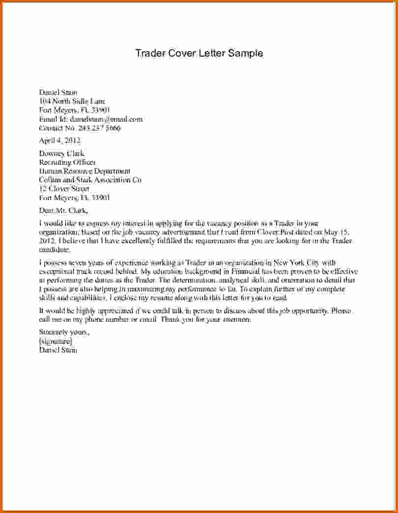 Cover Letter with Photo Template Fresh 11 Ideas for Cover Letters