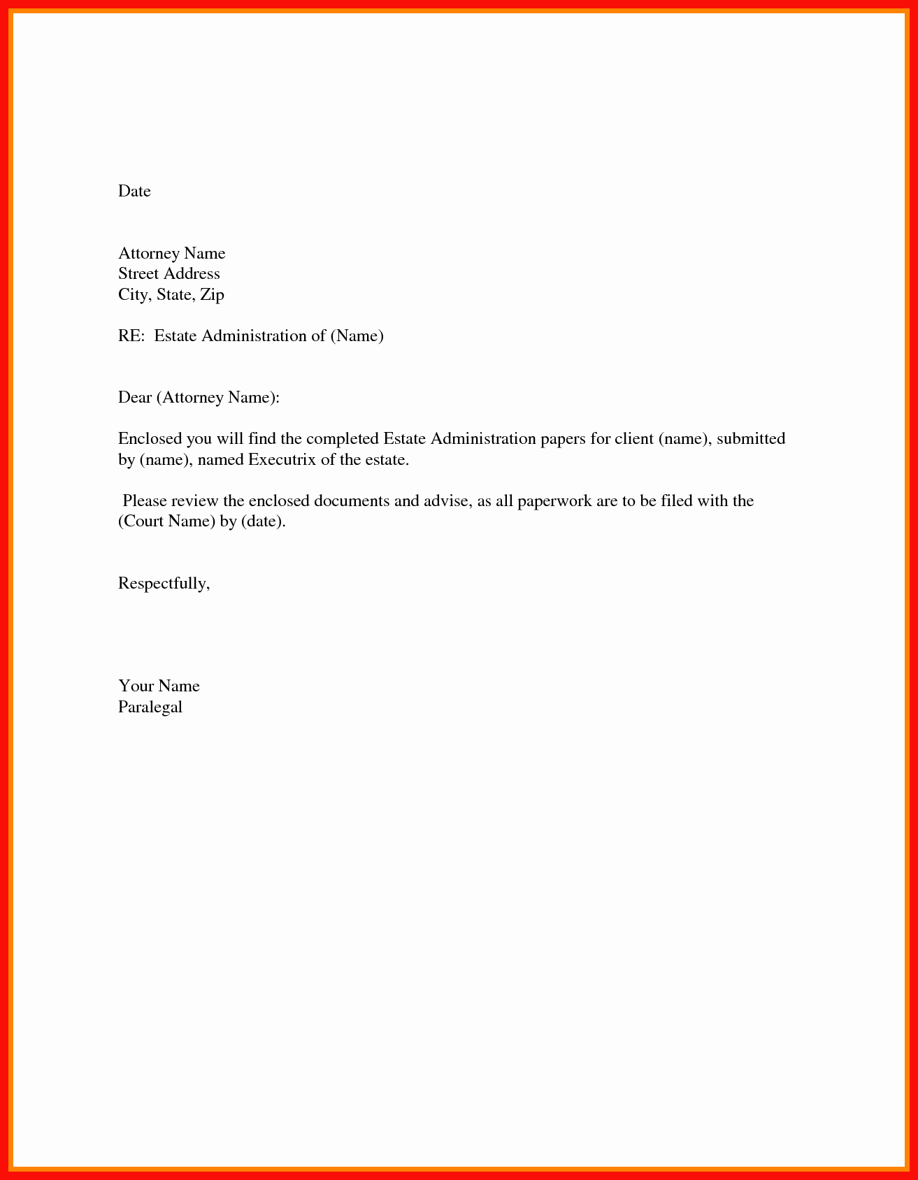 Cover Letter with Photo Template New Basic Cover Letter Sample