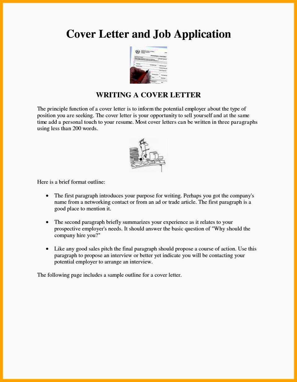 Cover Letter with Photo Template Unique Cover Letter Template Doc Resume Template