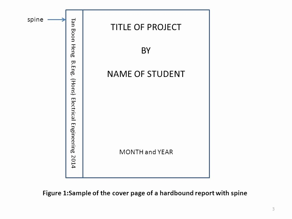 Cover Page for A Report Best Of formatting Ppt Video Online
