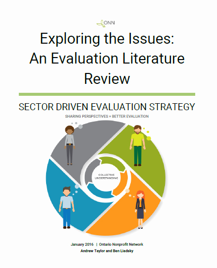 Cover Page for Literature Review Beautiful Evaluation