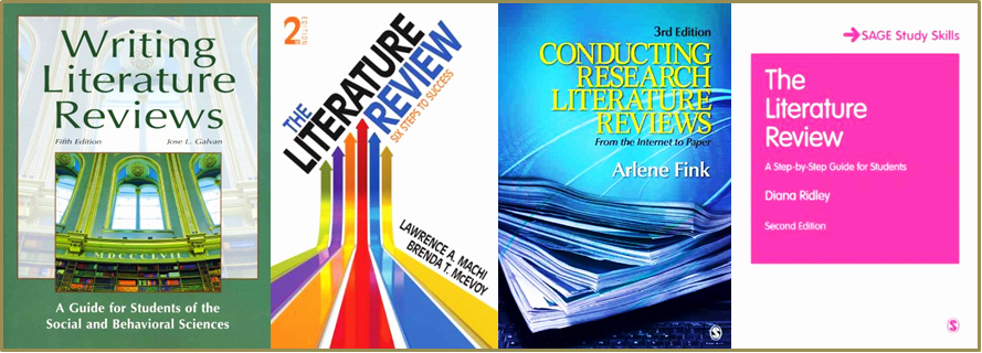 Cover Page for Literature Review New Conducting Literature Review Guide
