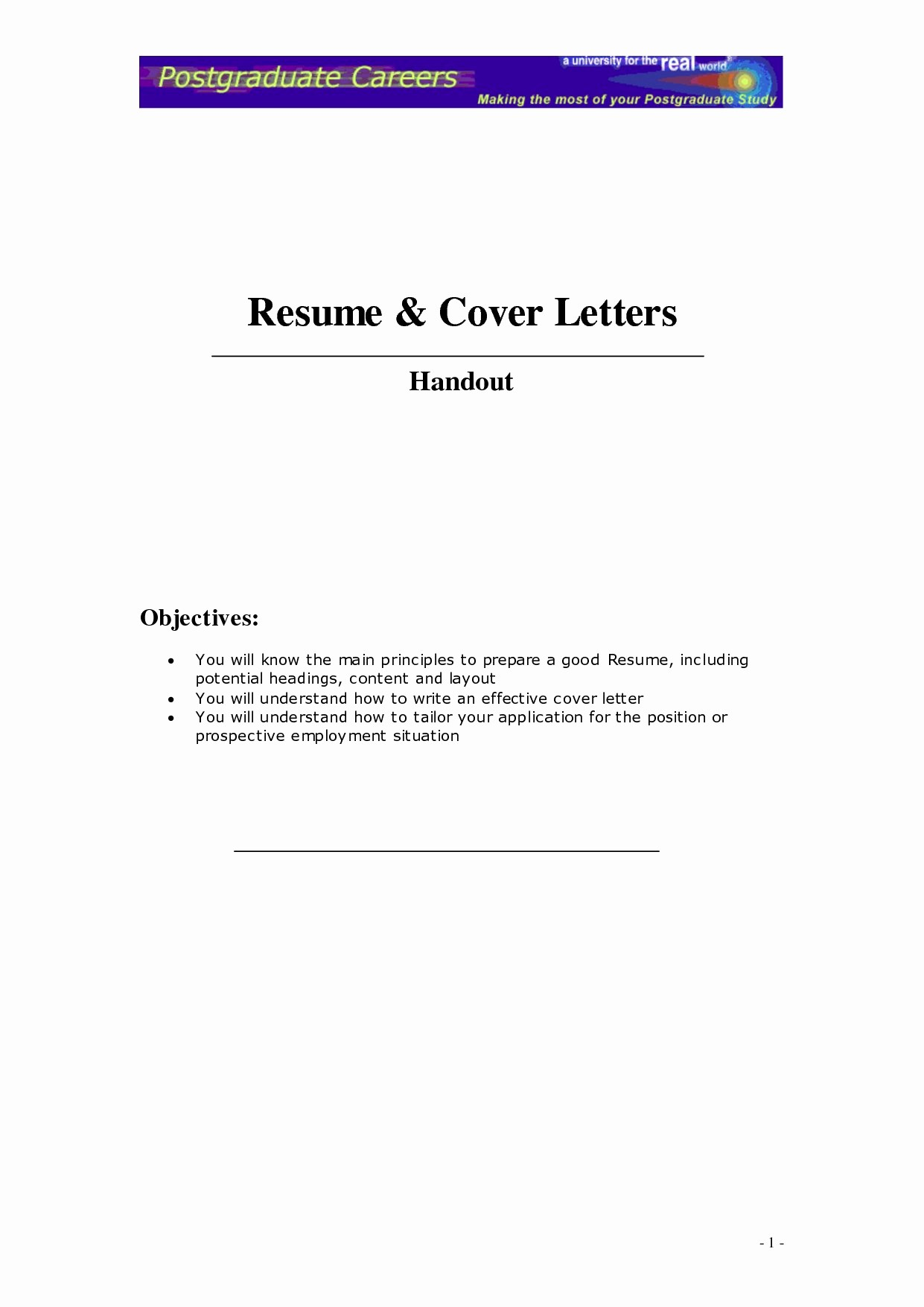 Cover Page for Resume Template New How to Create A Cover Letter for A Resume