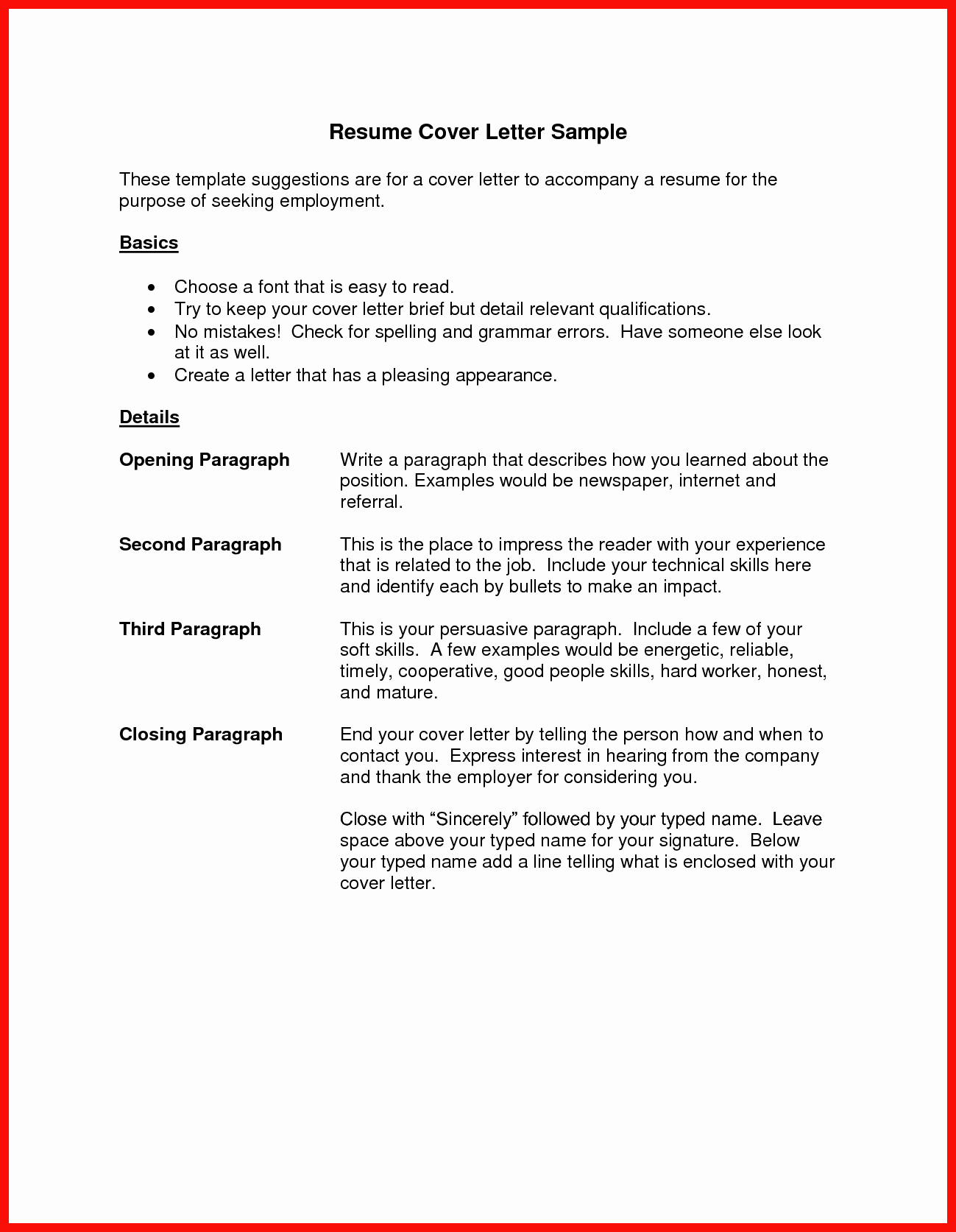 Cover Page for Resume Template New Resume Cover Page Sample