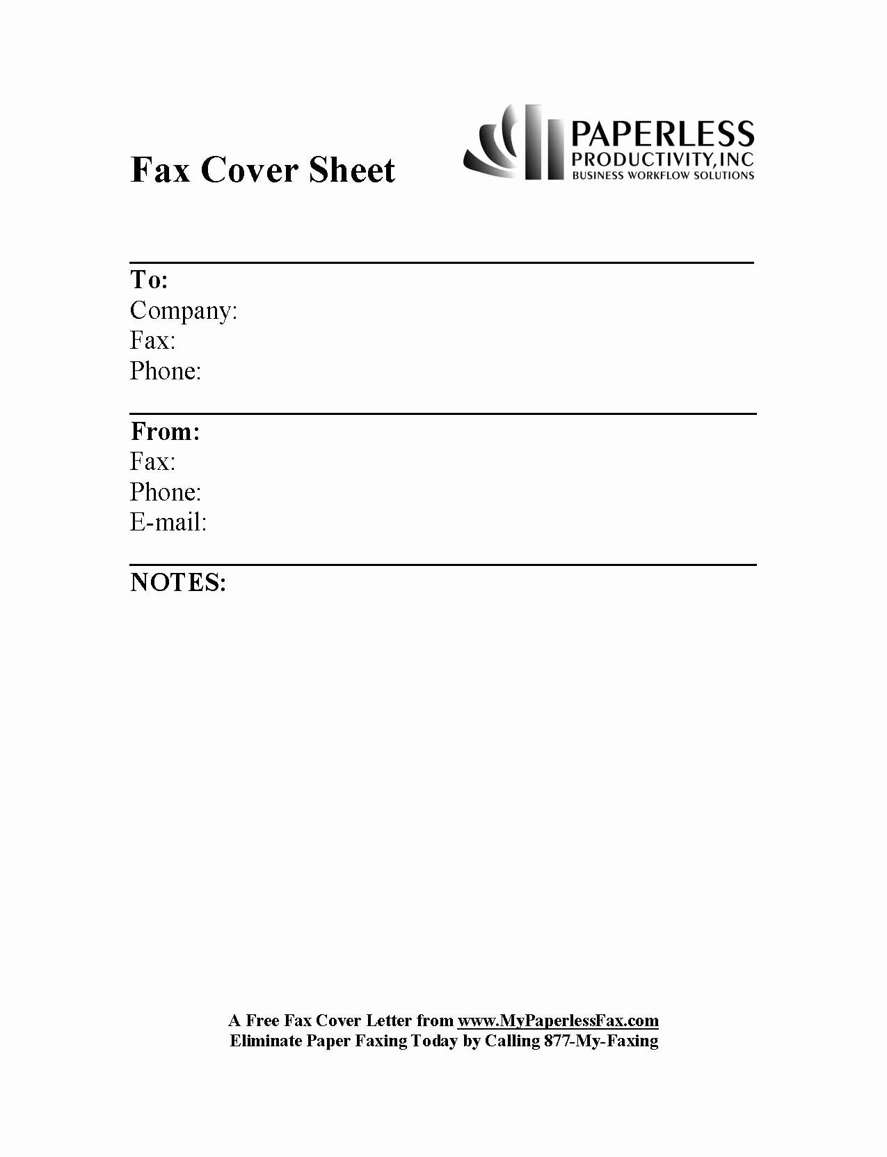 Cover Sheet for A Fax Luxury Microsoft Fice Fax Template Portablegasgrillweber