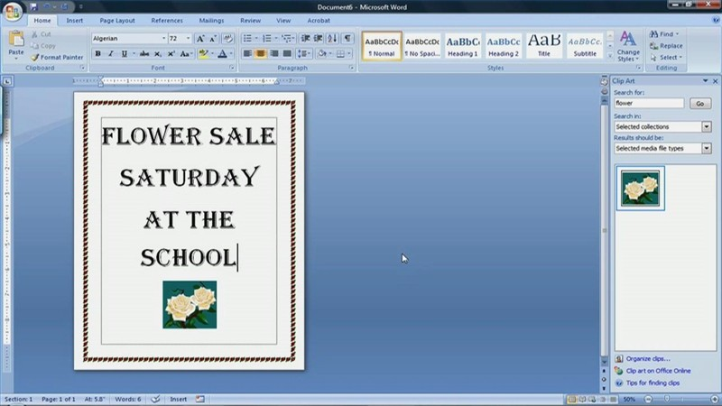Create A Flyer In Word Beautiful How to Create A Flyer In Microsoft Word Fieldstationco How