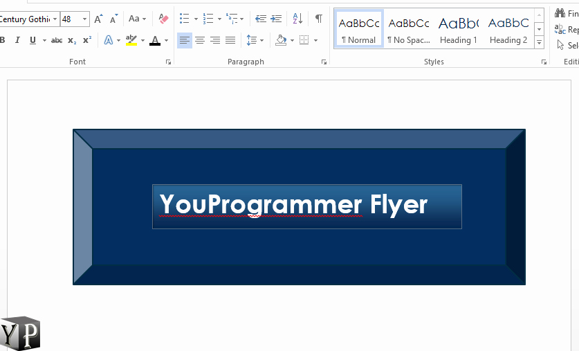 Create A Flyer In Word Unique How to Make A Flyer In Word Document Youprogrammer