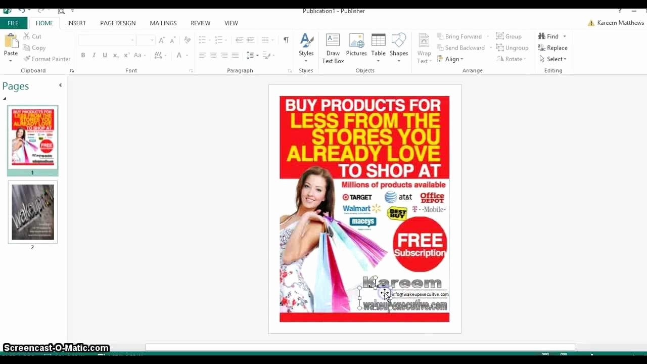 Create A Flyer In Word Unique How to Make Double Page Flyer In Ms Word