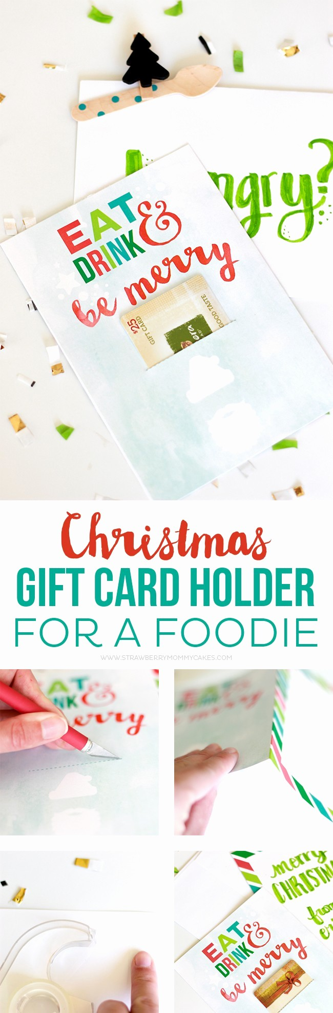 Create A Gift Card Free Best Of How to Make A Christmas Gift Card Holder for A Foo