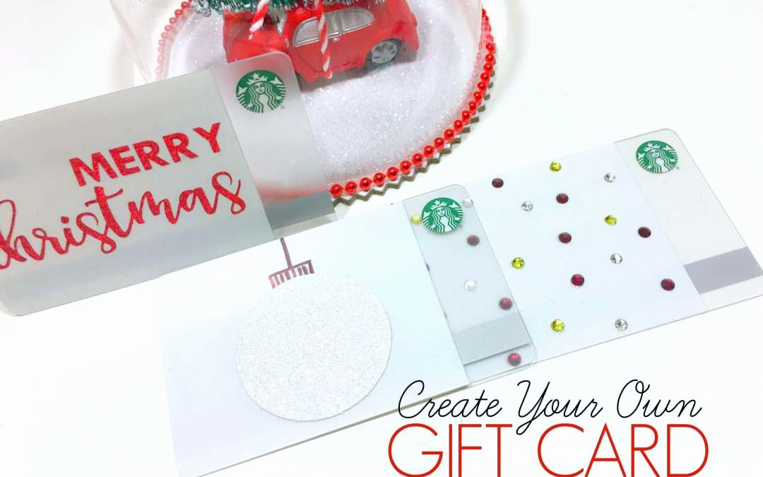 Create A Gift Card Free New Crafts Archives Page 2 Of 21 Serendipity and Spice