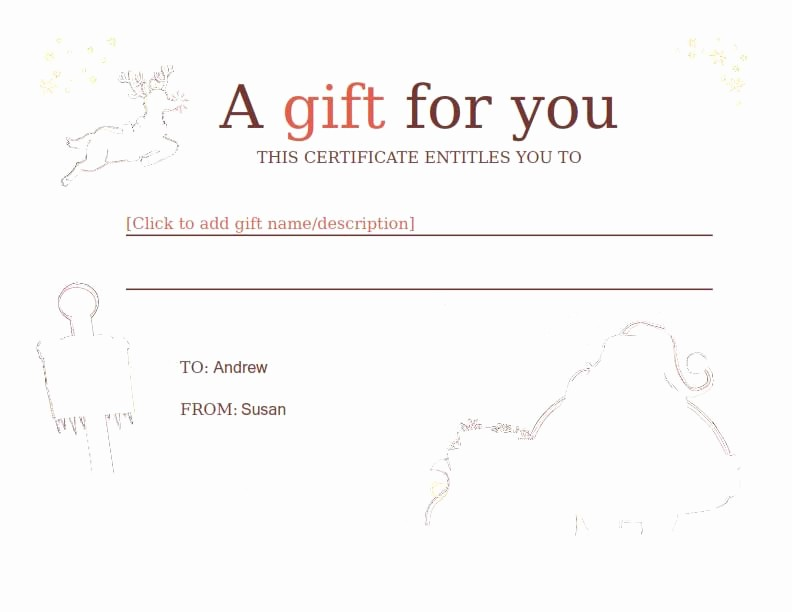 Create A Gift Certificate Free Awesome order form Template Free Download Create Edit Fill and
