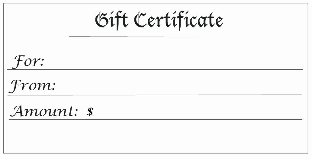 Create A Gift Certificate Free Best Of Funny Babysitting Coupon with Crazy Kids Templates