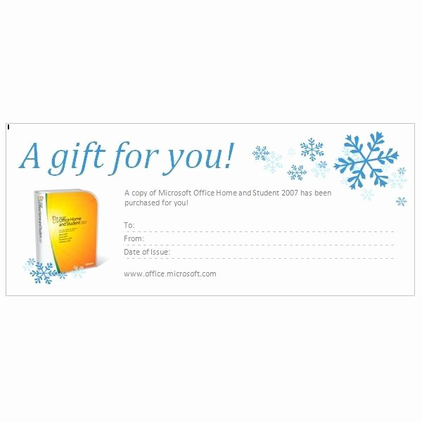Create A Gift Certificate Free New Tips for Creating Gift Certificates In Microsoft Word 2010