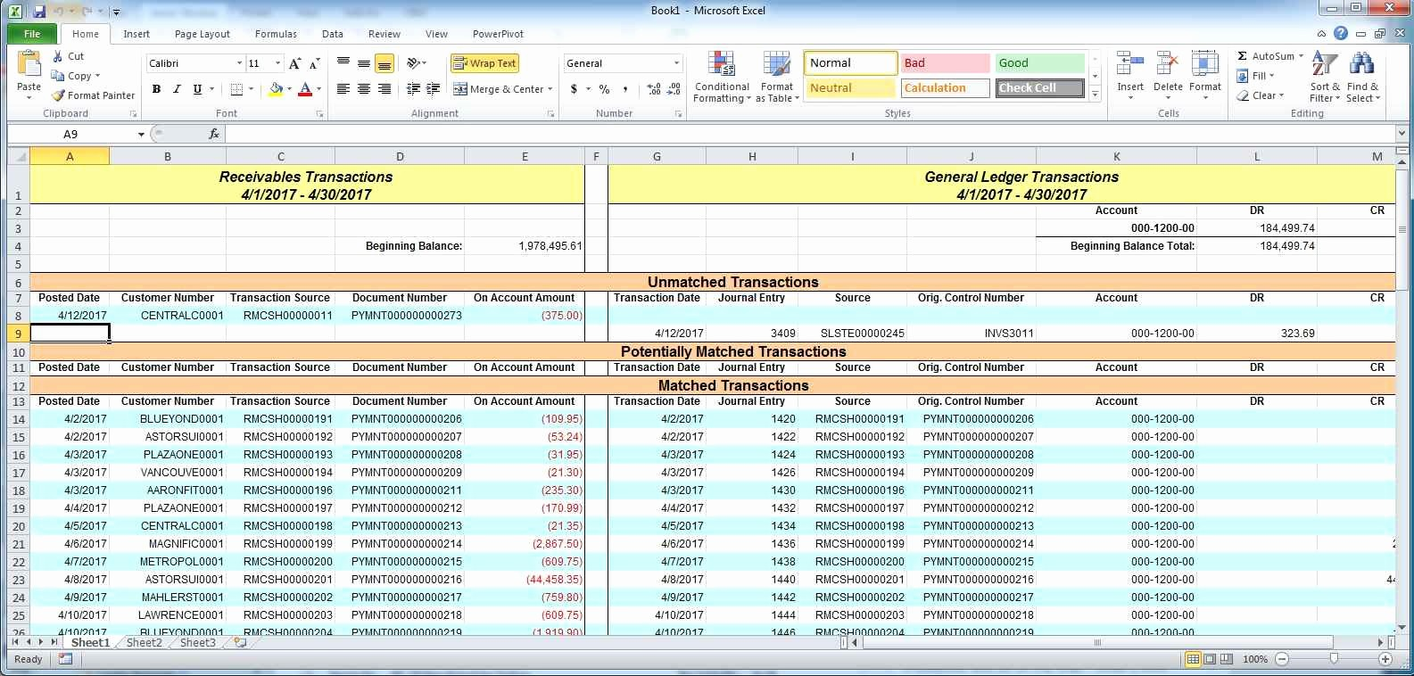 Create A Ledger In Excel Best Of How Transactions are Recorded In Ledger