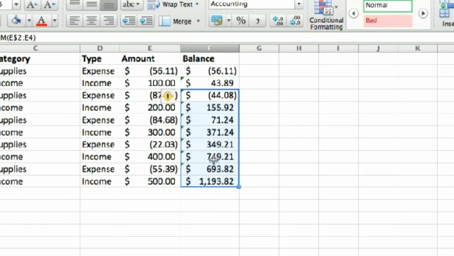 Create A Ledger In Excel Lovely Video How to Make A Business Account Ledger In Excel