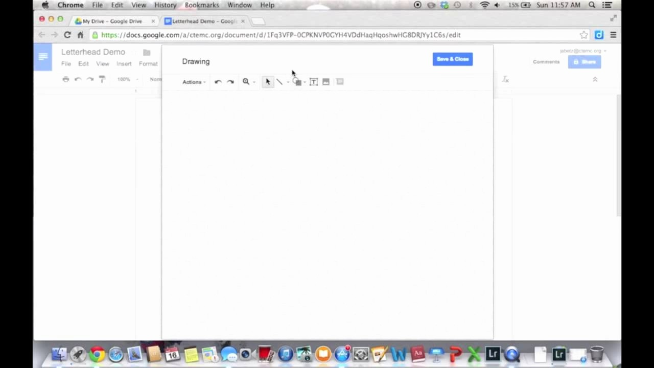 Create A Letterhead In Word Best Of Creating A Letterhead In Google Docs Vs Microsoft Word