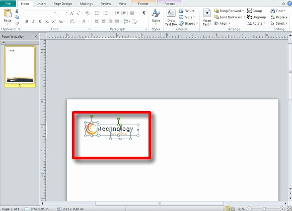 Create A Letterhead In Word Best Of Editing and Creating Letterheads In Publisher Fppt