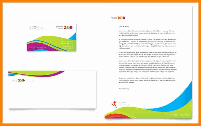 Create A Letterhead In Word Elegant 10 Letterhead Templates Word 2010