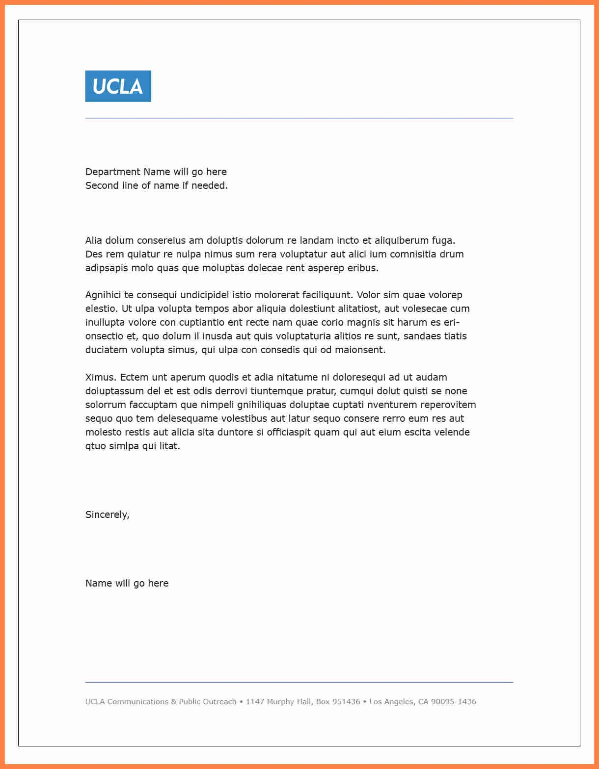 Create A Letterhead In Word Elegant 4 Create Letterhead Template In Word