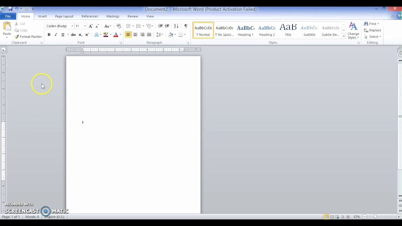 Create A Letterhead In Word Inspirational How to Create A Letterhead In Ms Word 2010