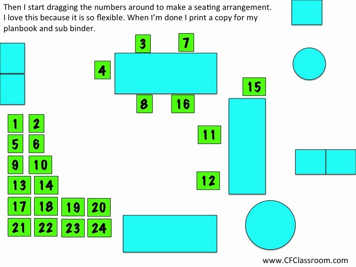 Create A Seating Chart Free Beautiful How I Make A Seating Chart