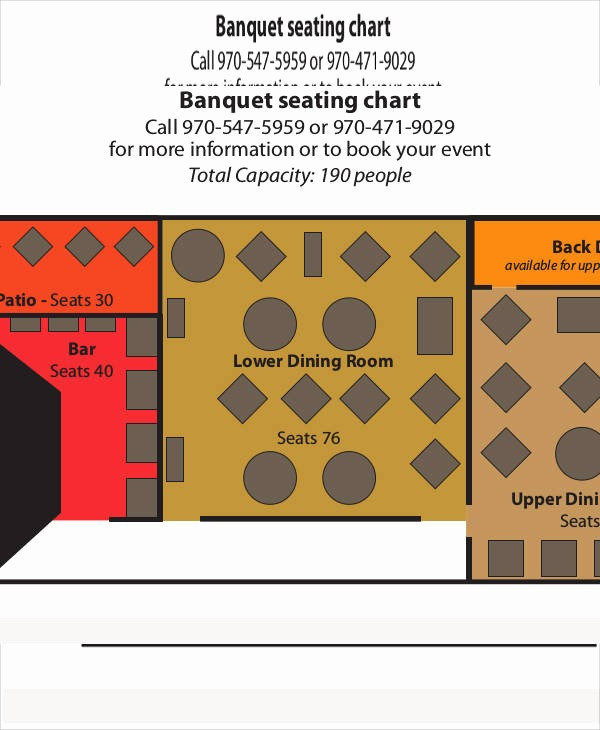 Create A Seating Chart Free Best Of 11 Seating Chart Template – Free Sample Example format