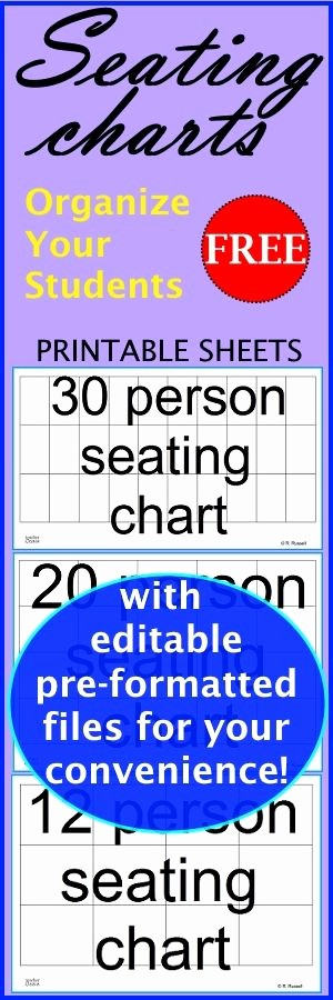 Create A Seating Chart Free Best Of 17 Best Ideas About Seating Chart Classroom On Pinterest