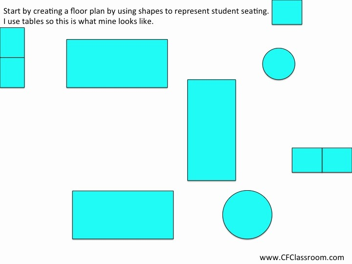 Create A Seating Chart Free Inspirational How I Make A Seating Chart