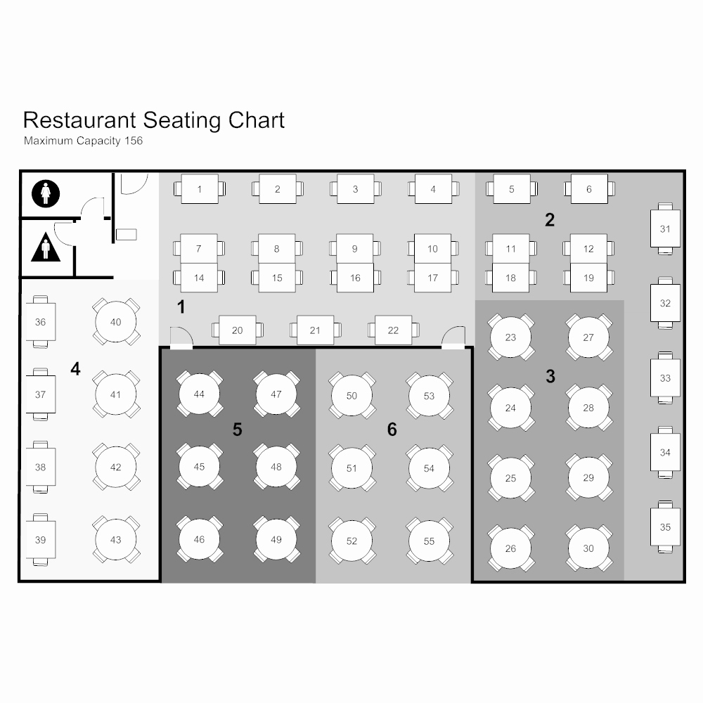 Create A Seating Chart Free Inspirational Restaurant Seating Chart