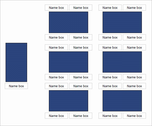 Create A Seating Chart Free New 7 Printable Free Seating Chart Templates