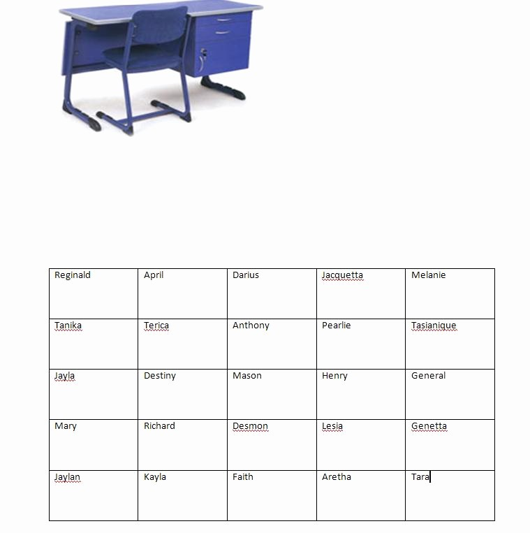 Create A Seating Chart Free New assignment 1 Puter Lab Seating Chart