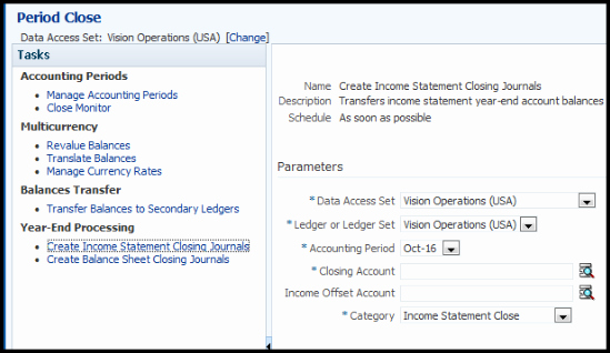 Create An Income Statement Online Awesome Using General Ledger
