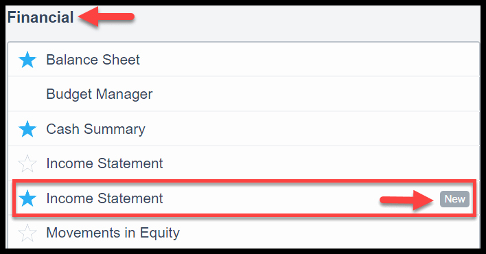 Create An Income Statement Online New How to Create An In E Statement In Xero