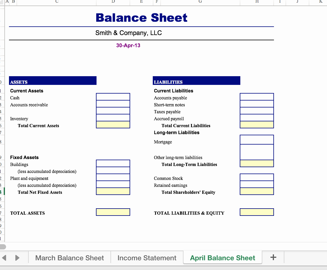 Create An Income Statement Online Unique solved Excel In E Statement & Balance Sheet Create An I