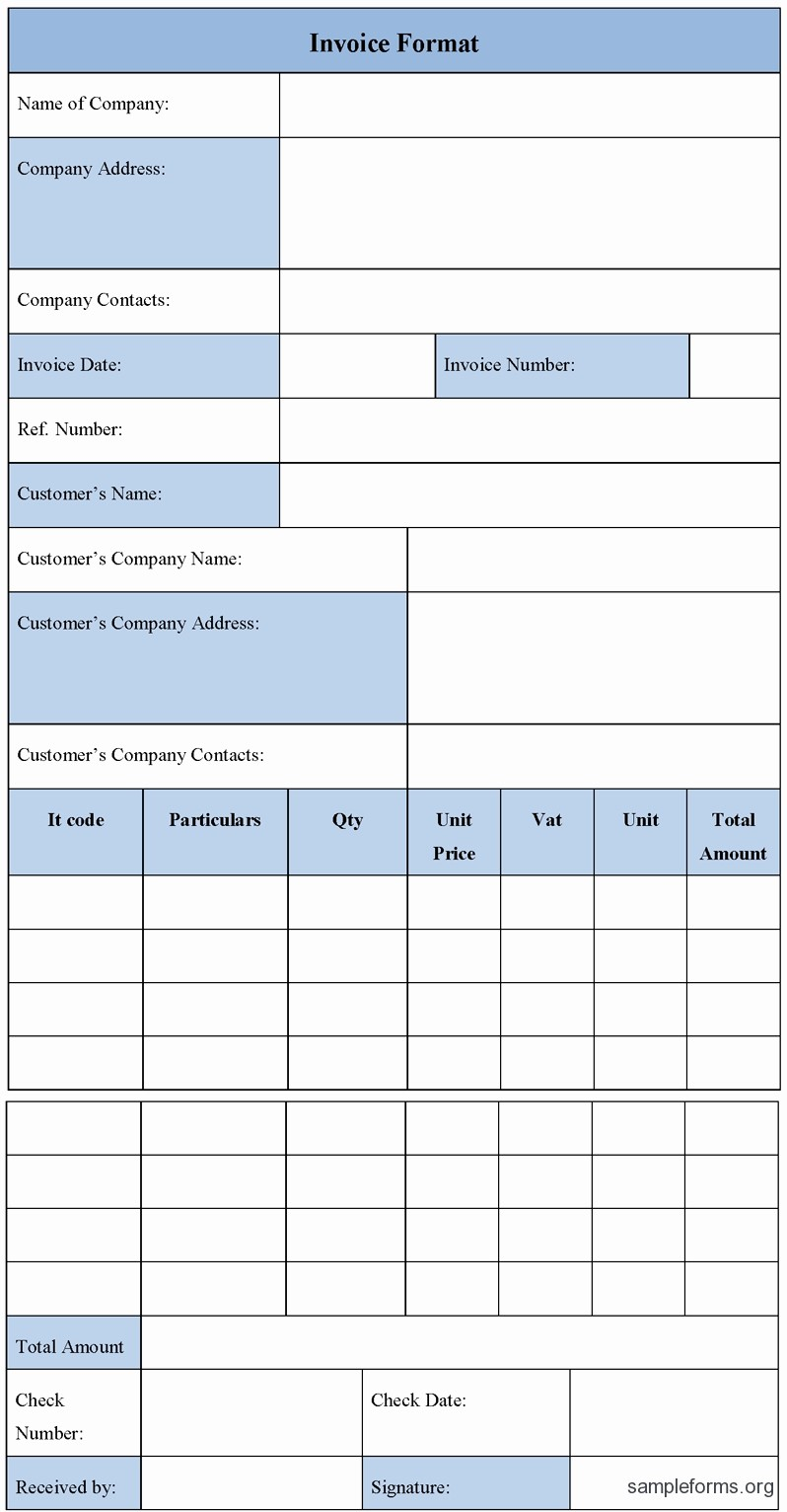 Create An Invoice Free Template Fresh Make Your Own Invoices Invoice Template Ideas