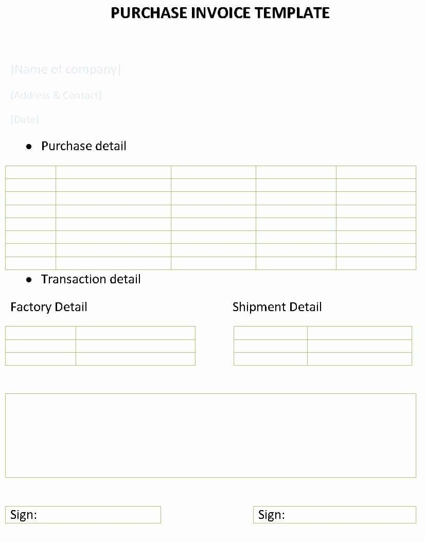 Create An Invoice Free Template Inspirational Create Your Own Invoice Invoice Template Ideas
