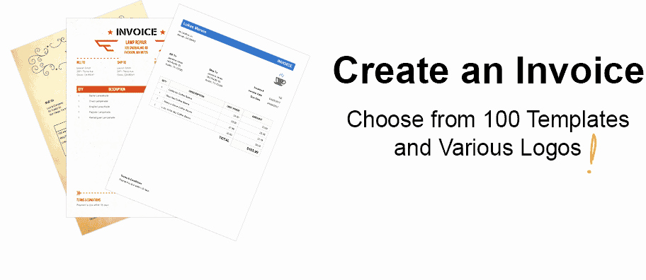 Create An Invoice Free Template New Free Blank Invoice Pdf